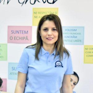 Cristina Cojocaru Littlegenius